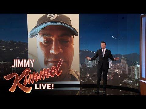 Jimmy's Accidental Selfie Prank