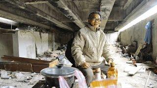【台灣壹週刊】橋下露宿者,竟然是昔日大老闆,他為何堅持不離開?