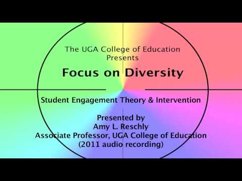 Student Engagement Theory & Intervention (audio Only) - Focus On Diversity Series