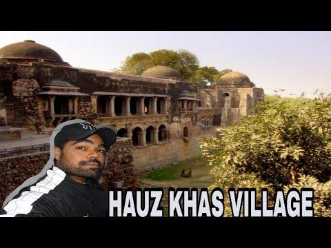 Hauz Khas Village,New Delhi: Awesome place for HANGOUT 😘