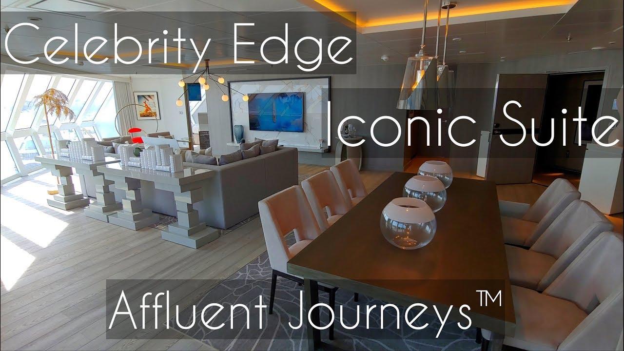 Celebrity Edge Iconic Suite Youtube
