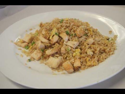 Salted Fish Chicken Fried Rice 咸鱼鸡炒饭