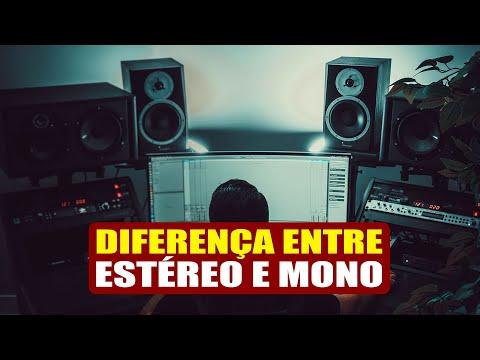 Qual é A Diferença Entre Mono E Estéreo (Melhor Aula)   Tudo Sobre Teclado Musical