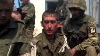Доказательства участия российских кадровых военных в войне на Донбассе.