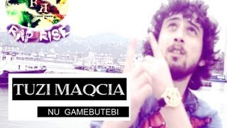 TUZI MAQCIA (rap rise ) - NU GAMEBUTEBI - (official video) - 2012 - ft (banks, tamtike)