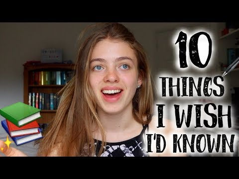 The 10 Things I Wish I'd Known from the Start of Year 12! Sixth Form and A Level Advice 📚