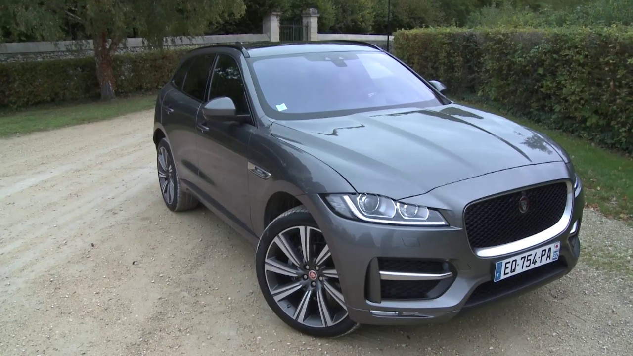 essai jaguar f pace 2 0 d 240ch r sport youtube. Black Bedroom Furniture Sets. Home Design Ideas