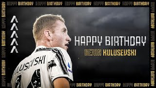 🇸🇪 🎉 Happy Birthday Dejan Kulusevski! | Juventus