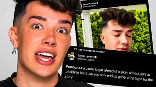 James Charles is in BIG TROUBLE…
