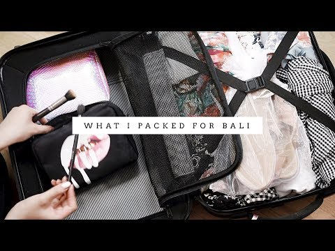 Traveling to Bali + 10 Travel Tips on How to Pack! | JLINHH
