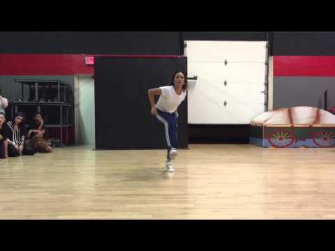 Ciara Ft Ludacris - Oh - Choreography Ysabelle Capitule