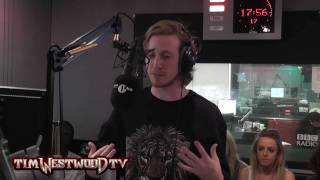 Download Asher Roth reveals secret to chatting up girls - Westwood MP3 song and Music Video