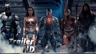 ✅ Justice League Special Trailer 2017