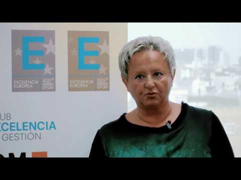 Modelo EFQM y el Sello de Excelencia EFQM en Diputació de Barcelona
