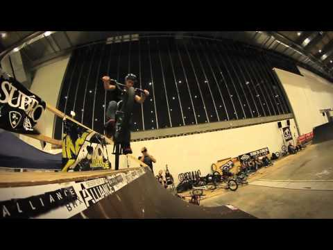 Christoph Werner -  BMX King of Berlin 2011