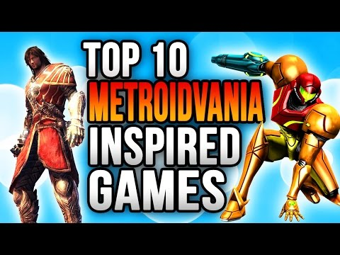 Top 10 Metroidvania Inspired Games