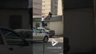 Two guys, one massive fail || Viral Video UK