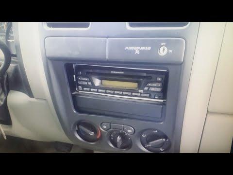Gmc Canyon Aftermarket Radio Install