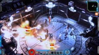 Marvel Heroes - Iron Man Ultimate Power - House Party