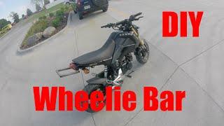 Diy How To Make A Custom Wheelie Bar