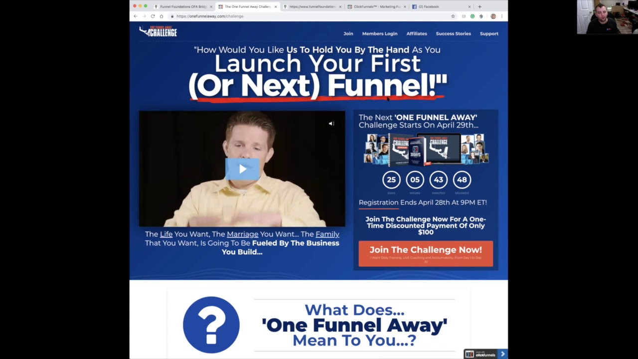 1K In 1 Week Or Less: ClickFunnels Free Trial