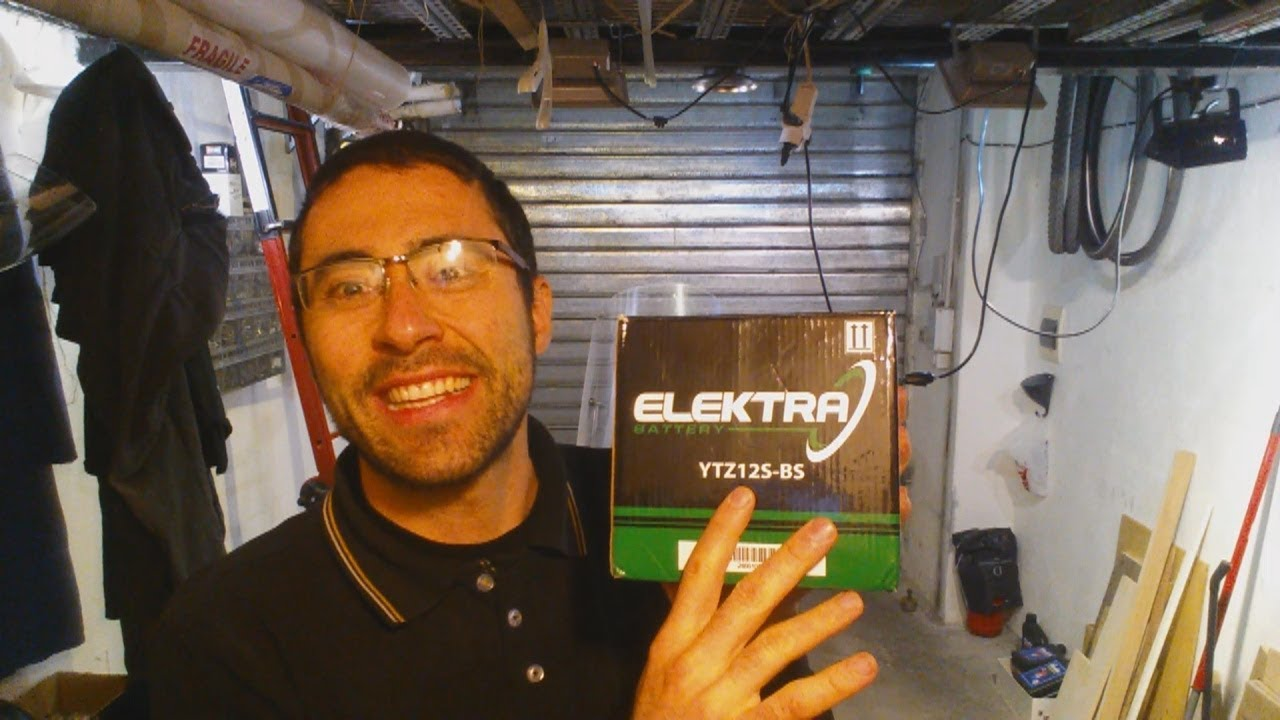 Batteria Economica Sh300 A 30 Ytz12s Youtube