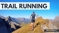 Trail Running Bergtour: 3h Berglauf Salober - Warther Horn - Gemstelpass - Widdersteinhütte
