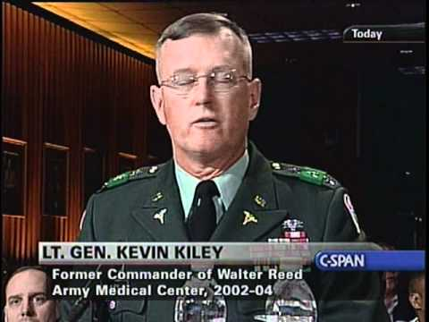 Conditions at Walter Reed Army Medical Center (Part 1)
