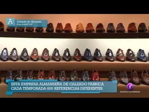 AECLM: Fábricas de calzado. Almansa