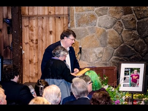 Steven Threefoot Memorial Service May 2017 at Arden Gild Hall, DE