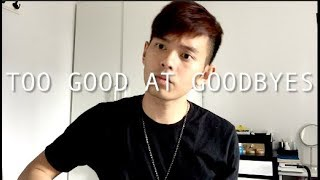 Baixar Too Good at Goodbyes - Sam Smith OTS cover Chronicles Fuying