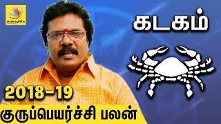 Kadagam Rasi Guru Peyarchi Palangal 2018 | Tamil Astrology Predictions | Abirami Sekar