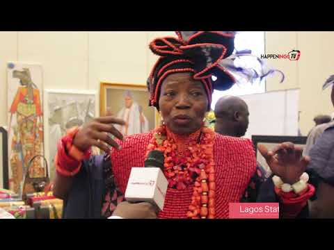 LAGOS TOURISM SUMMIT : MRS NIKE OKUNDAYE  SAYS OUR CULTURE IS OUR PRIDE