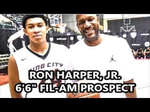 Ron Harper Jr: 17-Year-Old 6
