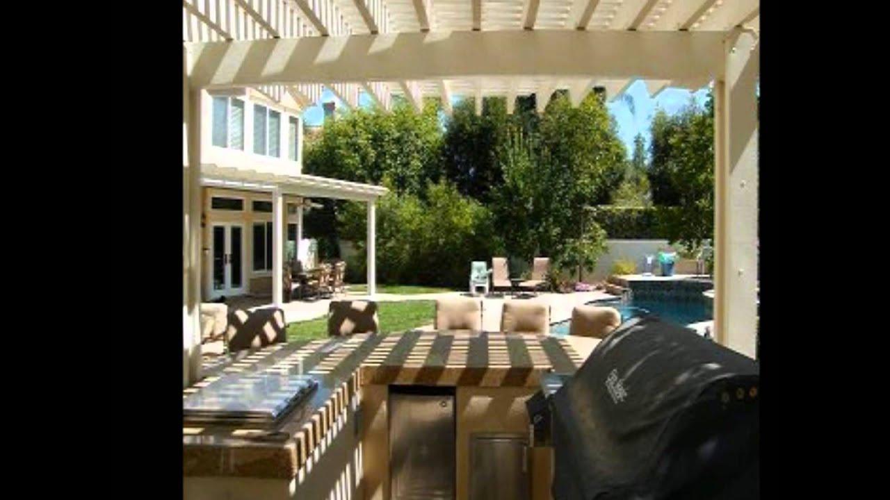 Alumawood Patio Covers 949 233 2376 Orange County, CA.  Www.alumawoodfactorydirect.net