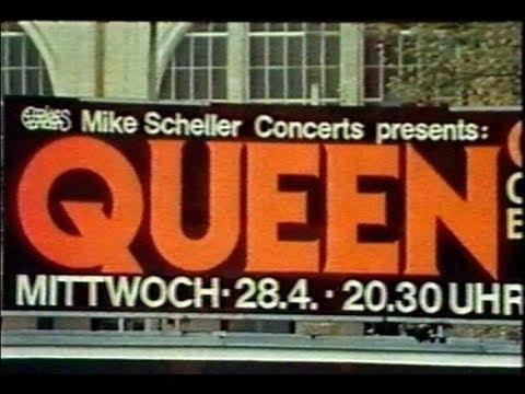 Queen LIVE In Frankfurt 1982 (REMASTERED)