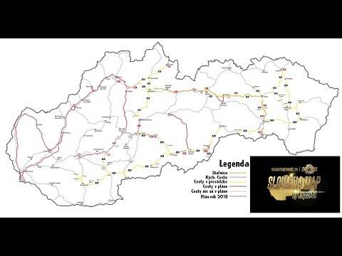 (ETS2 v 1.30) ETS2 SVK MAP by kapo944