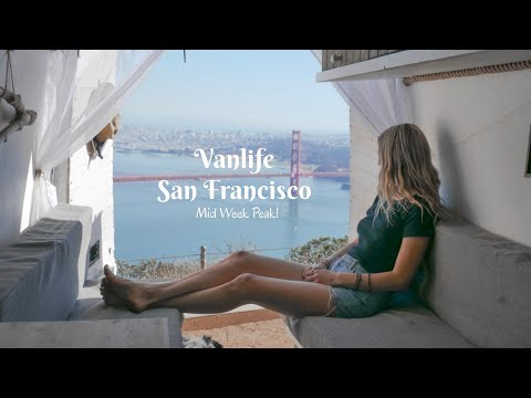 What To See In SAN FRANCISCO | Van Life USA