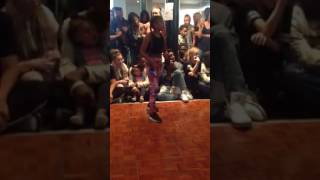 ANNA BELLA vs. BGIRL TERRA battle - 12 & under - All styles - B-Side Hip Hip Festival