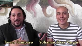 Amena entrevista a Yohanan Díaz Vargas - sus inicios y proyectos