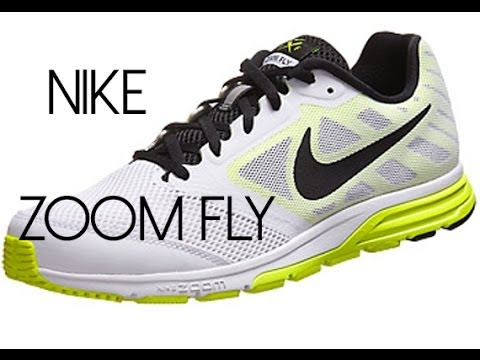 Nike Zoom Fly Running Shoe Review - YouTube
