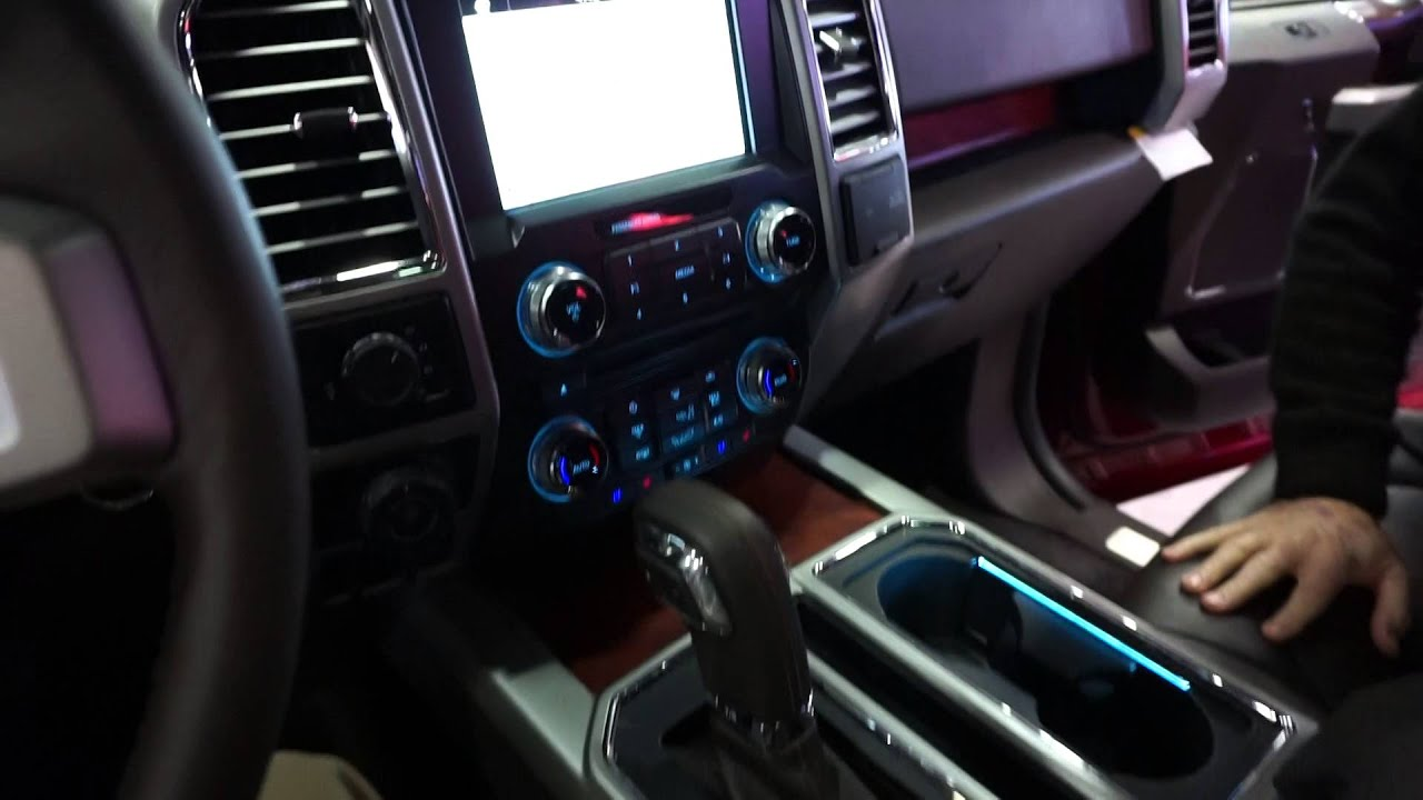 f cockpit series king ranch images cab cars super interior wallpaper crew ford duty