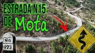 Estrada N15 de MOTA