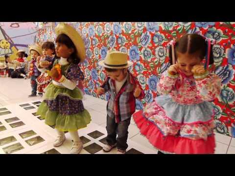 Видео Apresentação de festa junina educação infantil