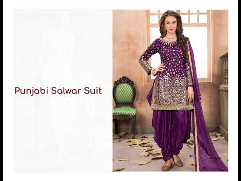 Salwar kameez designs 2018 | Latest Punjabi Suits
