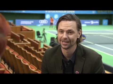 Robin Soderling about Mononucleosis, his daughter and a comeback...