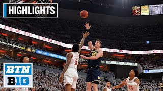 Highlights: Wolverines Fall to Cardinals | Michigan at Louisville | Dec. 3, 2019