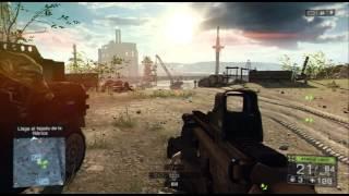 Battlefield 4 - Modo Historia - Parte 1 - PS3