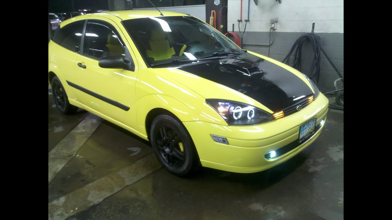 bronson james 2003 ford focus zx3 project and mods youtube. Black Bedroom Furniture Sets. Home Design Ideas