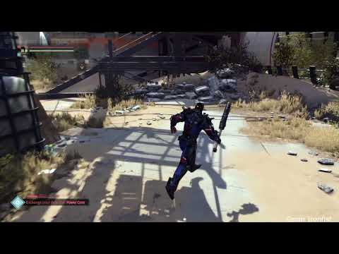 The Surge #1 My New Job (w/commentary)